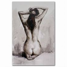 abstract painting nude art womens oil painting hot sex images