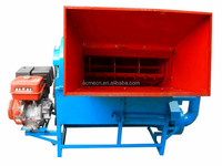 new arrival and top selling machine of Portable Gasoline Paddy Thresher Machine