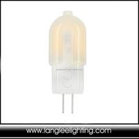 New design g4 g9 halogen lamp 3000k led g4 110v
