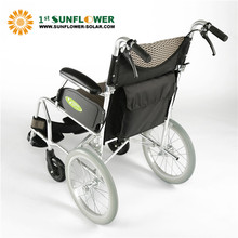 New design e power wheelchair with low price