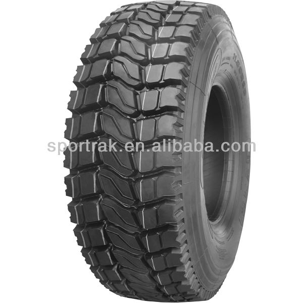 Sportrak auto part radial truck tire