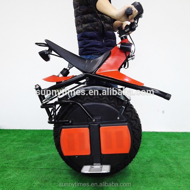 Sunnytimes 2015 newest 2 wheels powered unicycle smart motorcycle one wheel high speed self balance motor bike
