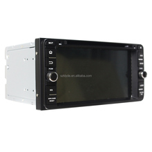 6.95'' Multi-touch screen 1080P WIFI/3G double Din Car DVD Player for Toyota CROWN