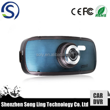 2.7'' HD 1080P G1W car dvr 120 degree Wide Angle H200 automotive camera systems