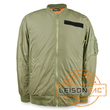 Flight Jacket with waterproof and windproof function Flight Jacket adopts high strength nylon fabric for pilot