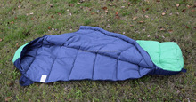 Mammy style sleeping bags / sleeping bag for cold weather