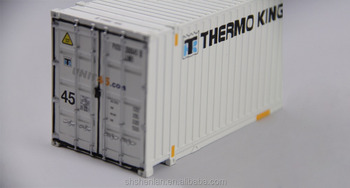 40's 1:50 metal alloy reefer Container Model