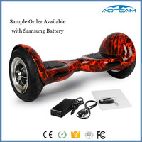 Cheap CE Certificated Bluetooth Hover board 2 Wheel Electric Scooter Motor New Products 2016