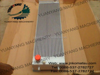pc220-8 excavator hydraulic oil cooler radiator 206-03-21411