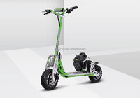Uberscoot 2 wheel foldling 71cc evo 3 wheel gas scooter with CE certificate hot on sale