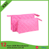 OEM Pink factory Lady Tote Bag Vinyl Travel high quality Cosmetic Bag For Toiletry