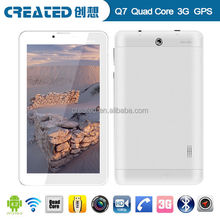 Q7 7 inch quad core Andriod 4.2 Jelly bean tablet PC HD 1280*800+wifi+g-sensor+GPS+Bluetooth+front2.0+back 8.0 camera