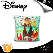 Disney factory 2016 stuffed wild animals floor pillows plush fabric