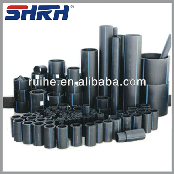 Non-toxic Water Supply Pipes Hdpe Pipe 1000mm