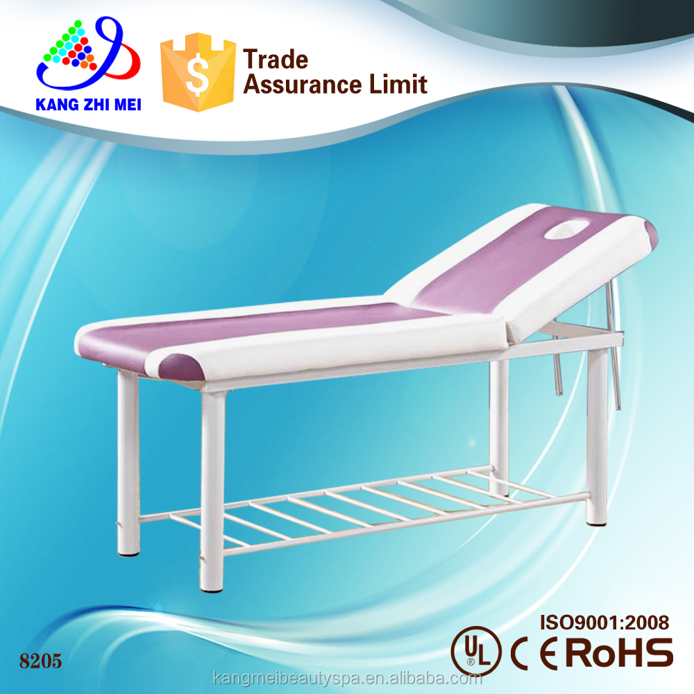 2015 folding massage table&thermal jade massage bed&massage inversion table portable (KM-8205)