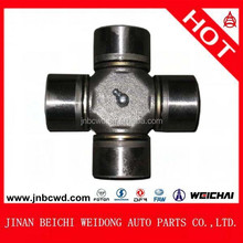 Shacman dump truck spare parts,19036311080 truck Universal joint cross