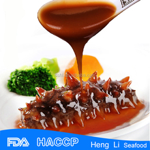 HL011 Wholesale Seacucumber frozen
