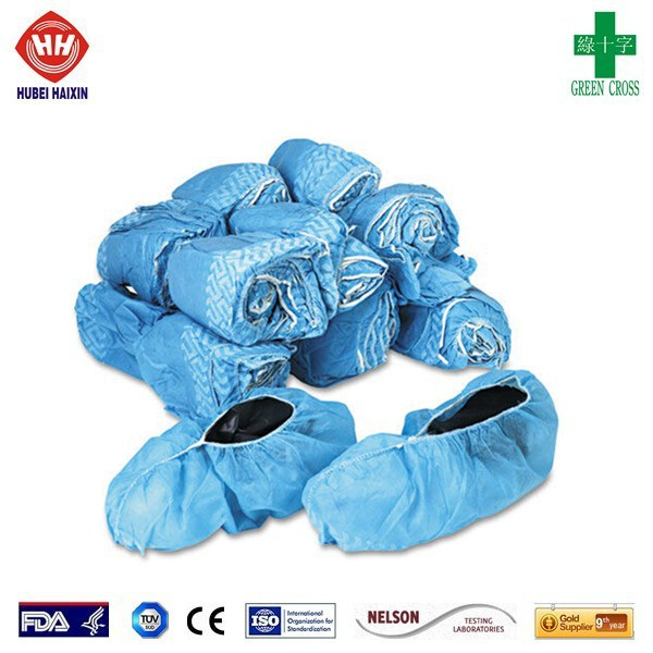 CPE PE Disposable Waterproof Shoe Cover