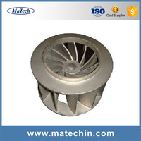 Stainless Steel Good Quality Precision Casting For Turbine Blade