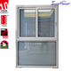 Superhouse price of latest sliding window design inpact aluminium french sliding window
