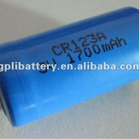 CR123A Use In Photo Battery 3V