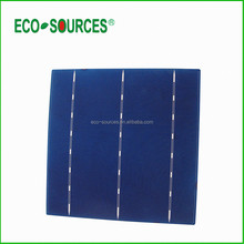 wholesale18% efficiency 6x6 polycrystalline solar cell for solar panel