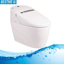 Intellignet WC combined toilet and bidet auto washing toilet
