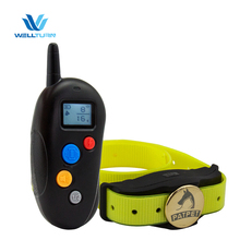2018 New Arrival Anti Bark Stop Controller Vibration Electric Shock Dog Pet Training Collar with Led Display