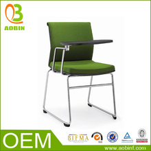 Training Chair With Folded Writing Tablet /College Student Chair