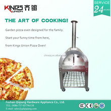 2016 hot sale indoor wood fired pizza oven in good price , pizza pan with stainless steel