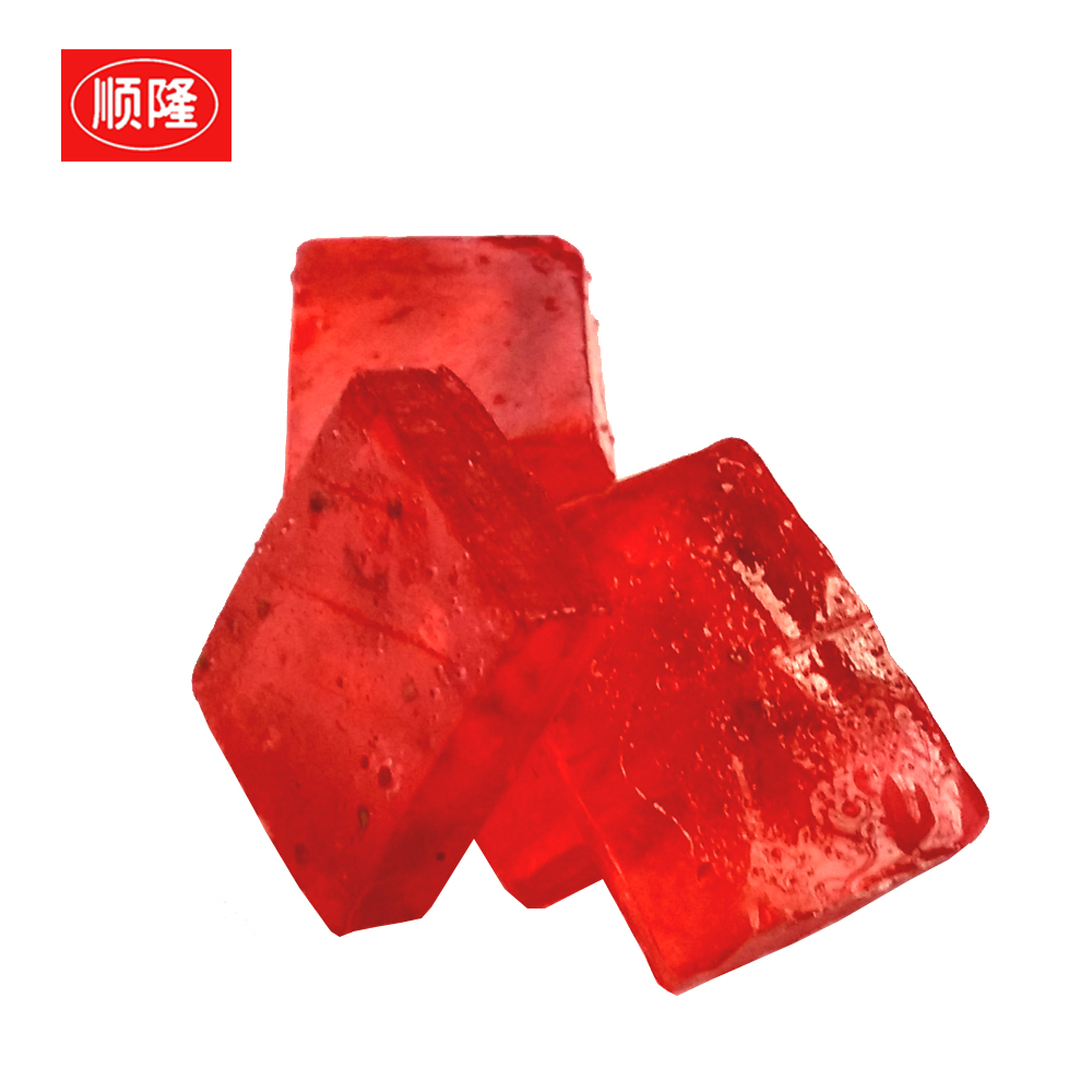 FRUIT SOUR AND SWEET GUMMY CANDY / SOUR JELLY CANDY