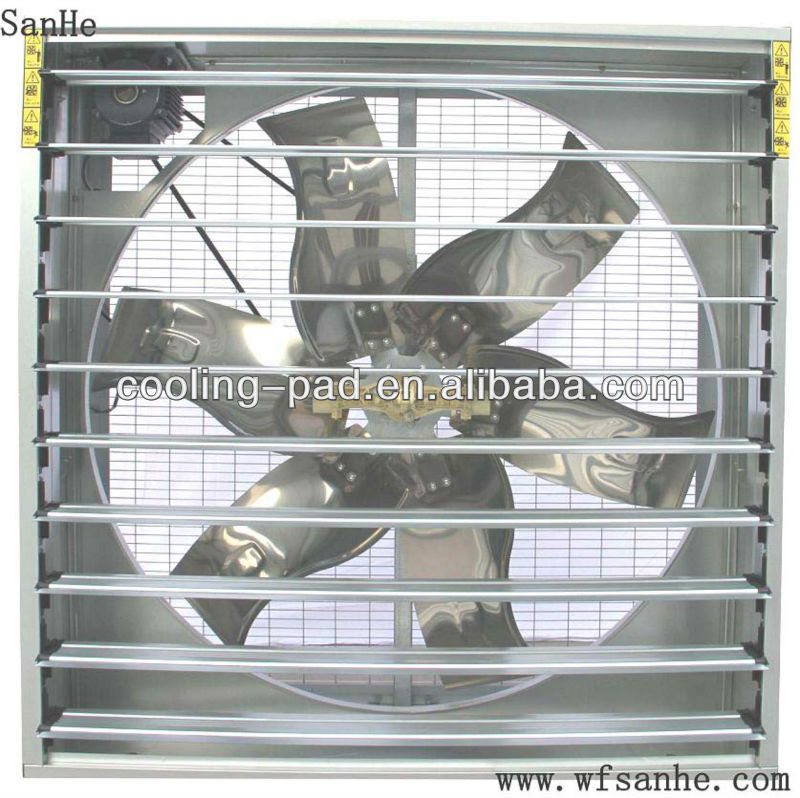 China Sanhe Window Mounted Axial Type Exhaust Fan