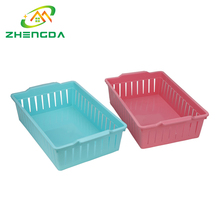 Can be customized plastic storage basket agriculture, plastic tomato boxes, plastic boxes of vegetables