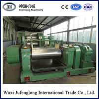 X(S)K-300B Rubber Processing Machine/2 Roll Mixing Mill/Open Mixing Mill