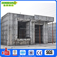 shuttering plate concrete formwork (professional technology)
