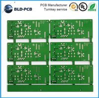 China supplier FR4 PCB fabrication assembly printed pcb manufacturer FR4 PCB Supplier PCBA OEM China