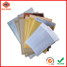China manufacturer brown paper kraft bubble padded envelopes