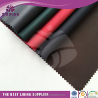 hot sale high density polyester 240T twill lining fabric for men's suiting