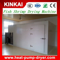 High Efficiency Low Consumption Industrial Fish Shrimp Drying Machine