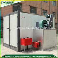 Alibaba Express Best Selling Products Chain Link Fence Diesel Powder Coating Oven