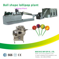 Good performance lollipop making machine