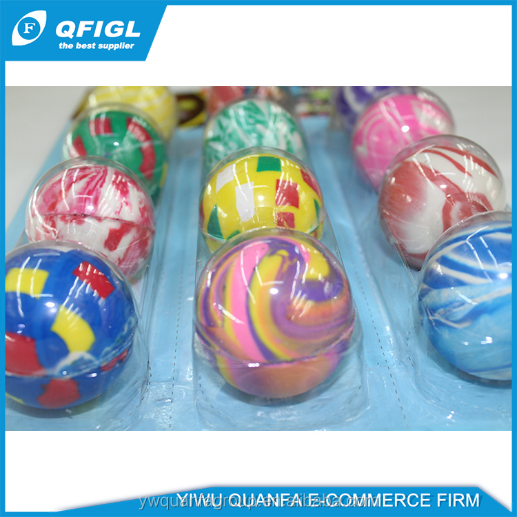 pvc/tpu inflatable bouncing ball and eva toy bouncing ball