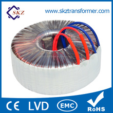 Best Price Copper Wire Step Up 200V To 240V Toroidal Transformer 30W