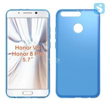 Hot Selling New Soft TPU Matte Case Cover for HUAWEI Honor V9 / 8 Pro