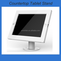 Rotating tablet enclosure stand