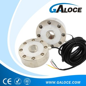 GSS406 Load Cell Spoke Pull Pressure Sensor 0-2T Alloy Steel