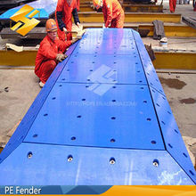 HDPE Marine Fender Facing Pad/Plastic Facing Pad/UHMW PE Sliding Panel