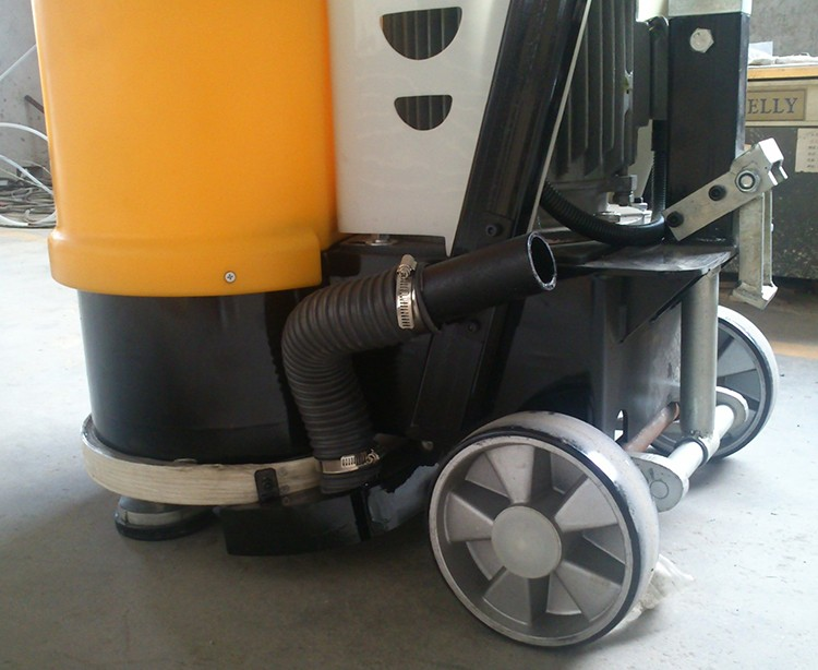 Single Phase Marble Granite Floor Grinding Machine Terrazzo Polisher