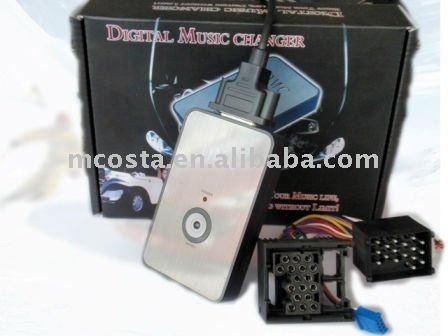USB Car cd changer with SD AUX (DMC-9088)(FCC approval)
