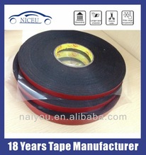 EVA rubber foam tape coated one side adhesive